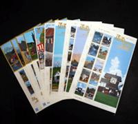 ふるさと切手「ふるさと心の風景」のイメージ画像